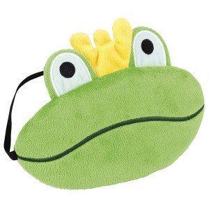 """Schlafmaske """"Froschkönig"""""""