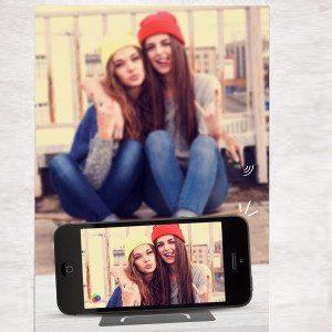 Selfie deluxe con bluetooth