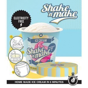 Máquina casera de helado
