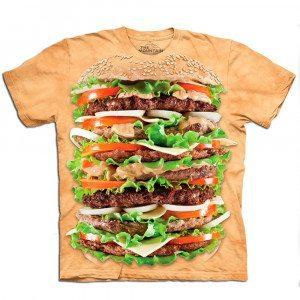 Shirt für wahre Burgermeister