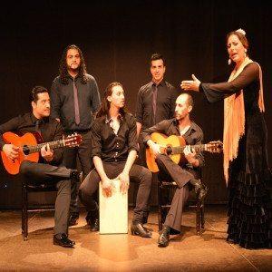Show de Flamenco con cena para 2 - Barcelona