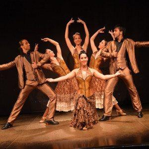 Show de Flamenco con copa para 2 - Barcelona