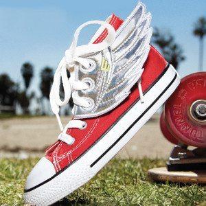 Shwings - Flügel für die Schuhe