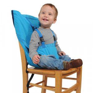 "Sillita portatil para bebes ""Sack 'n' seat"""