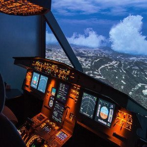 Simulador de vuelo - Madrid