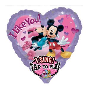"""Globo de helio """"Mickey&Mini""""-"""