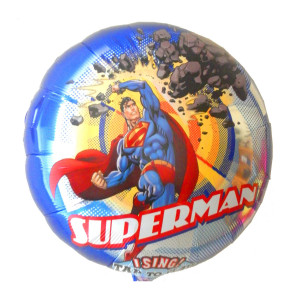 Globo de helio Cantante Superman