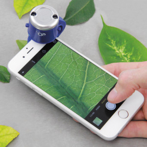 "Smartphone-Mikroskop ""Discovery Channel"""