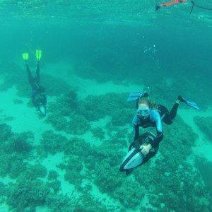 Snorkel con Sea Scooter - Menorca