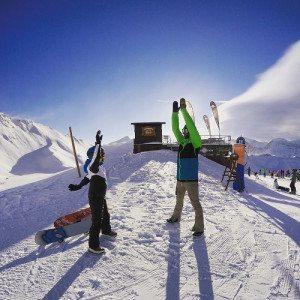 Snowboard Camp en pareja en Astún - Huesca