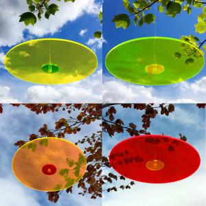 Disco solar – consigue un pedacito de sol para iluminar tu hogar