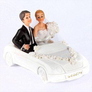 """Spardose """"Hochzeitsauto"""""""