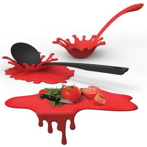 Splash - utensilios de cocina salpicante