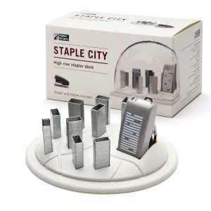 Staple City - Tackerset