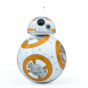 Star Wars: BB-8 – Smartphone-Roboter