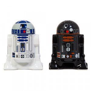 Salpimentero R2-D2 original del universo Star Wars