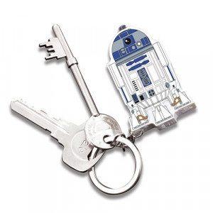 Llavero con luz Star Wars R2D2