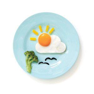 Sunnyside - die Spiegeleiform für einen sonningen Start in den Tag