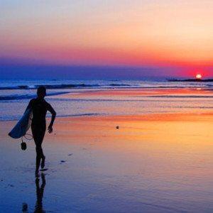 Sunset Surfari - Asturias