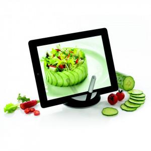 Soporte de tablet para cocineros - Tus recetas online a la vista