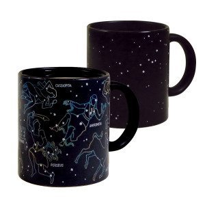 Taza térmica de las constelaciones - Ilumina el cielo
