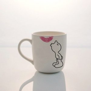 Tasse Mr. P Kiss Morgensonne