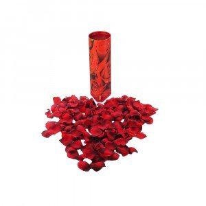 Bomba de rosas – Ideal para decorar vuestras cenas
