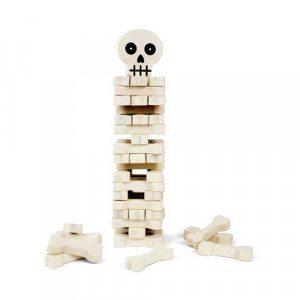 Türmchenbau - Stapel die Knochen