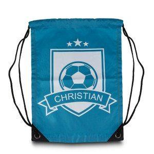Bolsa Fútbol – Personalizable con tu nombre