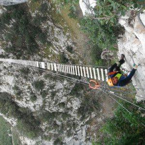 Vía Ferrata - Cantabria