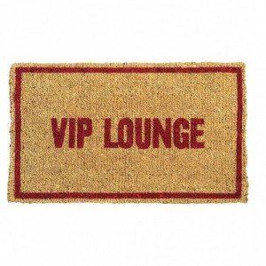 Felpudo VIP Lounge - Solo para gente muy especial