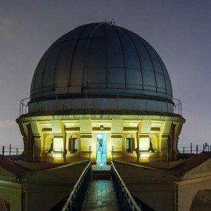 Visita Nocturna al Observatorio de Fabra y cava - Barcelona