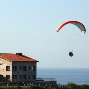 Vuelo de alta montaña - Asturias