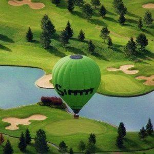 Vuelo en globo sobre la Cerdaña - Lleida