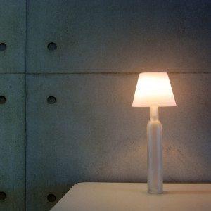 Pantalla de Lámpara – transporta su luz donde quieras
