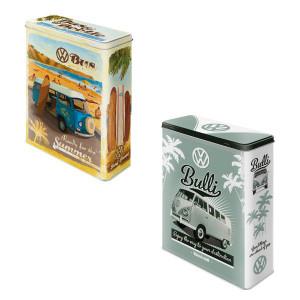 "Caja XL ""VW Bus"" – la VW Bulli en tu despensa"