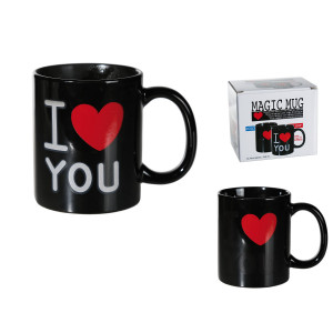 "Zaubertasse ""I love you"""